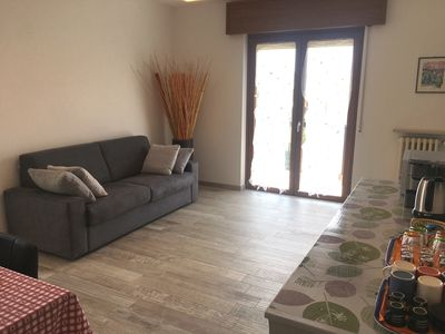 Photo for BRIGHT, SPACIOUS APARTMENT, TWO STEPS FROM THE CITY CENTER