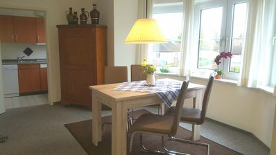 Photo for the perfect apartment for 4 people, newly renovated in the heart of Burg