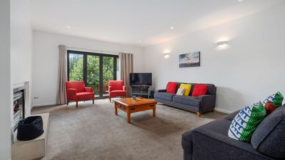 Photo for Picturesque Outlooks | Delightful open plan and contemporary space