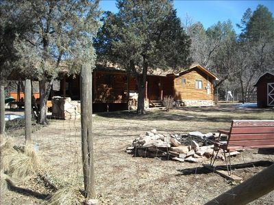 Photo for Rain Creek Cabin at Whispering Pines
