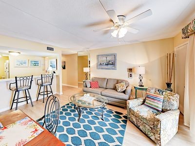 Photo for Swim All Day! 2BR Condo on Gulf, 3 Pools - By TurnKey