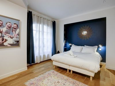 Photo for LOVELY 2BR FLAT WITHIN WALKING DISTANCE OF THE EIFFEL TOWER