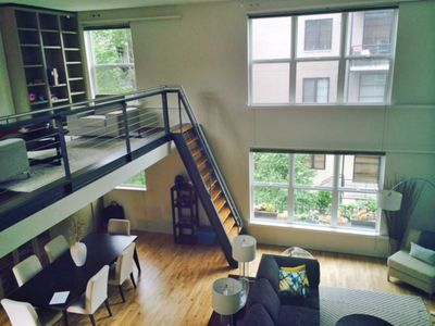 Photo for Fantastic Loft in the Heart of Portland's Pearl District - NYC Soho Loft Style