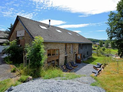 Photo for Beautiful and cozy, completely renovated farmhouse, partly wheelchair friendly