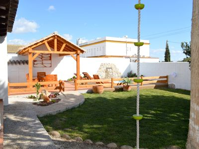 Photo for House 2 Mar y Sombra Accommodation with private pool.
