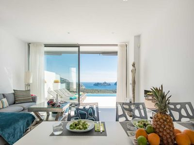 Photo for Penthouse - 189 Penthouse apartment with outstanding sea views
