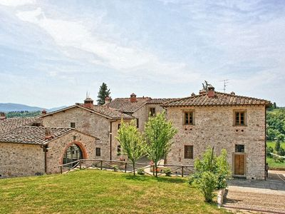 Photo for CHARMING APARTMENT in Grassina with Pool & Wifi. **Up to $-141 USD off - limited time** We respond 24/7