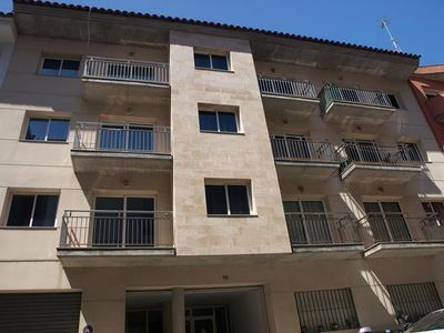 Photo for Bright apartment in Blanes of 4 Pers. 1 bedroom with balcony.
