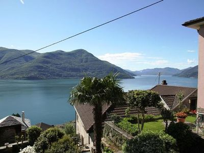 Photo for 2BR Apartment Vacation Rental in Brissago, Locarno