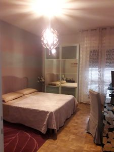 Photo for Holiday home Happy holidays Welcome 150m from central station Trieste.