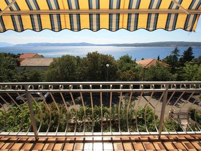 Photo for Apartment Crikvenica for 8 people with 4 bedrooms - Apartment