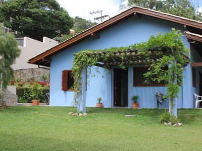 Photo for Lagoinha - cozy house - 03 bedrooms and 2 bathrooms; 300 meters from the beach