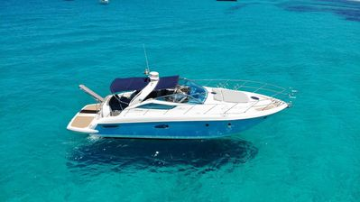 Photo for Ibiza Yacht Day Charter - Cranchi 43 med
