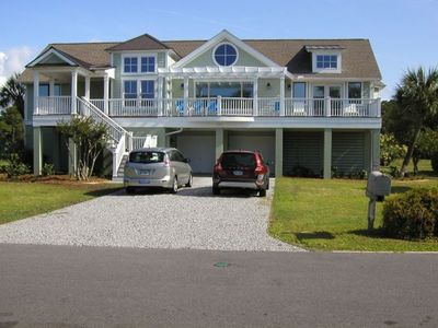 Photo for Sea Sounds Vacation Home! Great Beach, Rec.Room & Hummer Cart