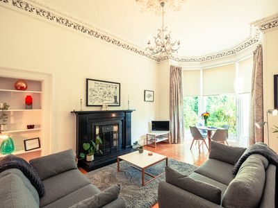 Photo for House on the Hill - gorgeous character property in Dundee