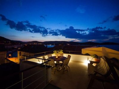 Photo for Villa in the center of Vis with Internet, Air conditioning, Garden, Washing machine (990688)