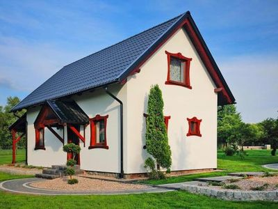 Photo for Holiday homes , Kleszczyniec  in Kaschubische Seenplatte - 8 persons, 3 bedrooms