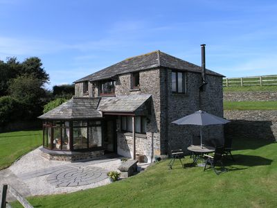 Photo for Character country Cottage  use of Indoor Heated Swimming pool, Spa near coast