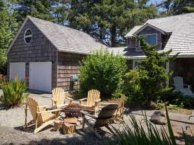 Photo for Pine: Location!!! Hot Tub, Fire Pit, Close to Beach, Eatery, Golf, Park!!!