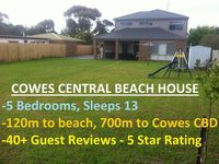 Fabulously located house, really well equipped for a family holiday