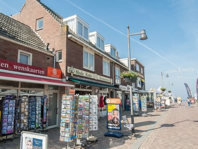 Photo for Large family apartment, only 50m from the beach entrance in Egmond aan Zee