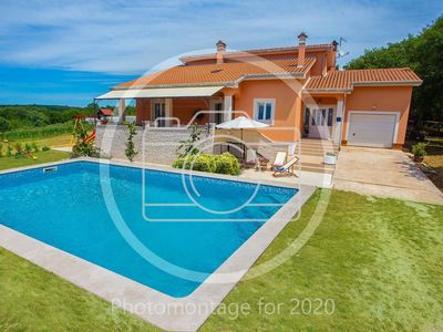 Photo for Lovely Holiday House Tana with Private Pool