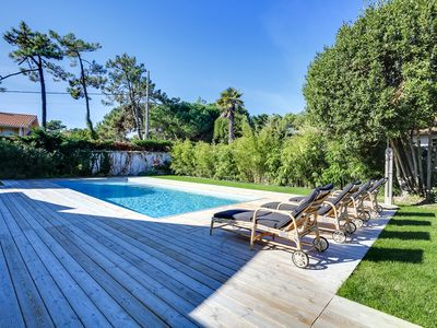 Photo for 4BR House Vacation Rental in Lège-Cap-Ferret, Gironde
