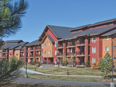 Photo for Steamboat Springs, CO: 2 Bedroom Condo w/Outdoor & Indoor Pools, & Ski Shuttle