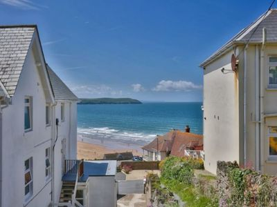 Photo for Woolacombe SEA View 2 Bedrooms