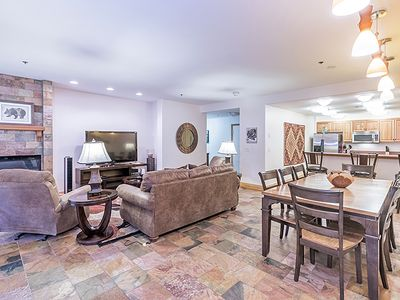 Photo for Completely Renovated Spacious 2-Bedroom Mountain Village Condo