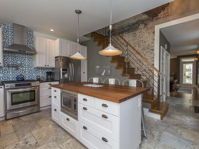 3 bedroom Fishtown Oasis with parking