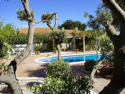 Photo for Vacation home Urb Papagayo in Sant Jaume de Domenys - 8 persons, 4 bedrooms