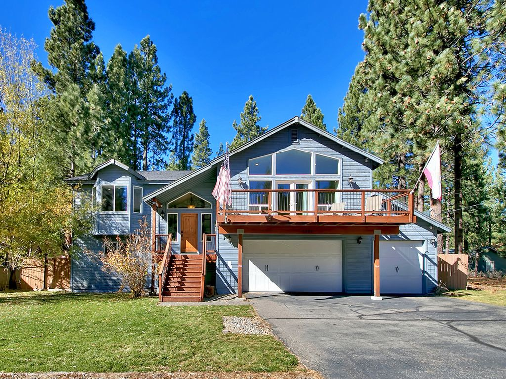 Family-Friendly Tahoe Retreat with Hot Tub ... - VRBO