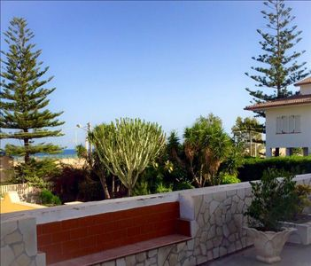 Photo for villa 50 meters from the sea