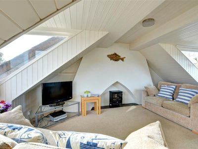 Photo for Vacation home The Retreat in Wadebridge - Padstow - 8 persons, 4 bedrooms