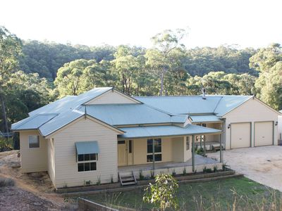 Photo for Nestled amongst the Wombat State Forest and beautiful bush surrounds