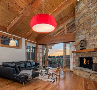 Photo for Ski-in, Ski-out Penthouse Condominum, located in the heart of Teton Village