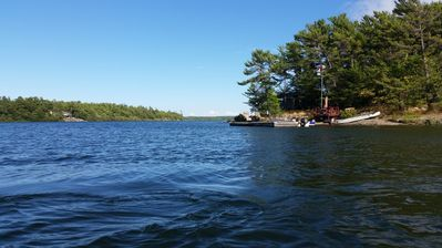 Photo for 3BR Cottage Vacation Rental in The Archipelago, ON