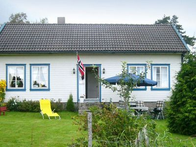 Photo for Vacation home Lyngdal in Lyngdal - 6 persons, 2 bedrooms