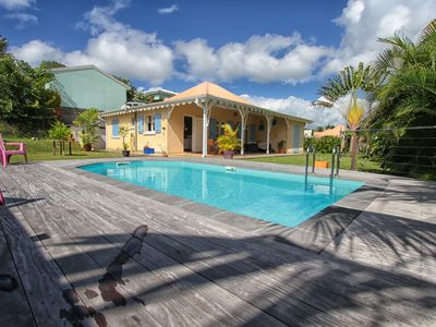 High Quality Photo For 4BR Villa Vacation Rental In DUCOS, Martinique
