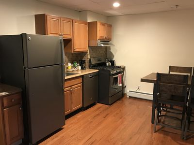 2 bdrm, apartment suite 2nd floor, centerally located  with off street parking