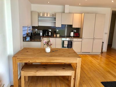 Photo for Two bedroom two bathroom flat in Tower Hill