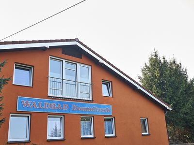 Photo for Double room online - Pension Waldbad Dommitzsch