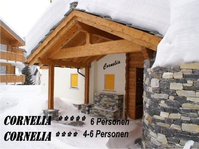 Photo for Apartment Cornelia in Saas-Fee - 6 persons, 3 bedrooms