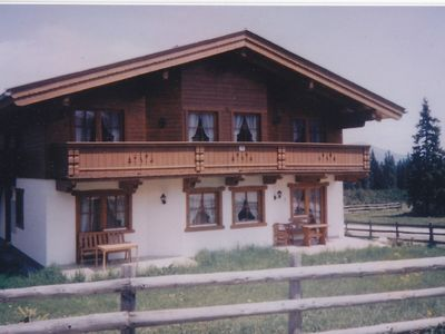 Photo for Nice apartment with south balcony in the skiing- and hikingparadise