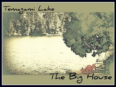Photo for Lake Temagami Cottage/Lakeshore Suite Vacation Rental at the Temagami Bighouse