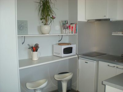 Photo for Adorable quiet studio 1km from the beach Sillon
