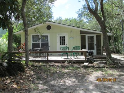 Photo for Walk to Beach - Pet Friendly - Fenced in Yard