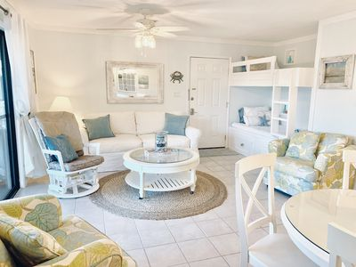 Photo for Dogwood Dunes; Steps to famous 30A and the beach with all the comfort of home!