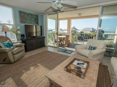 Photo for Magnolia House 301 is a beautiful 2 BR End unit with amazing views